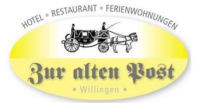 Hotel-Garni Zur alten Post  Restaurant-Café Zum Kanapee