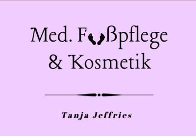 Medizinische Fußpflege und Kosmetik