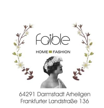 Faible HOME & FASHION