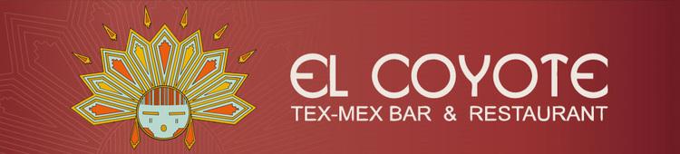 Logo EL Coyote Tex-Mex Bar Restaurant