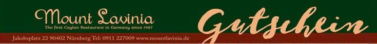 Restaurant Mount Lavinia