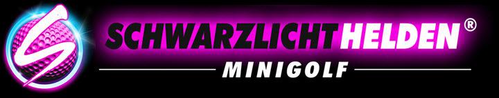 Schwarzlichthelden Minigolf