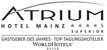 Logo Atrium Hotel Mainz